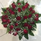 זר ורדיםענק