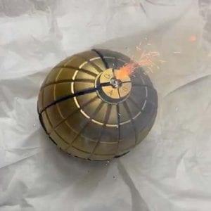 פצצת שוקולדים