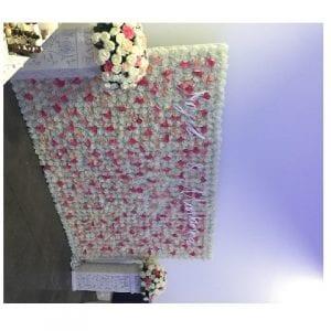 קיר סלפי לפרחים