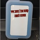 קופסת אוכל בהדפסה אישית